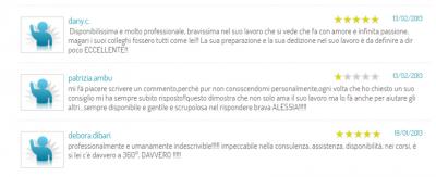 Recensione Alessia Pontillo ostetrica 2