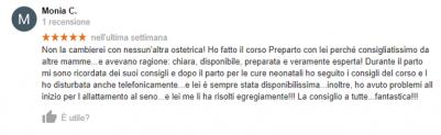 recensione ostetrica roma 1