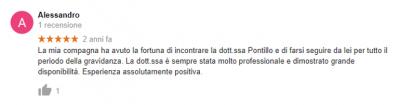 recensione ostetrica roma 2